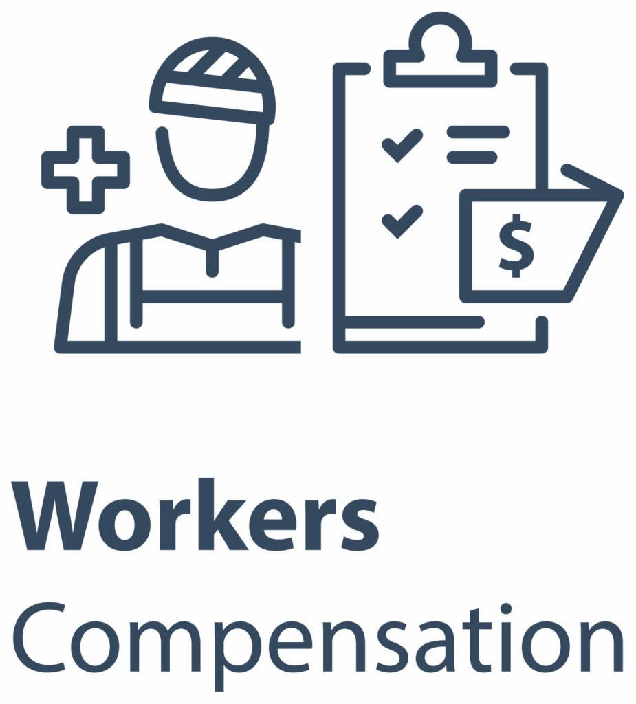 Workers compensation illustration