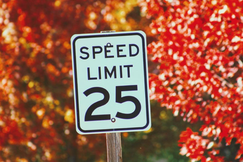 Speeding Can Result in Serious Crashes