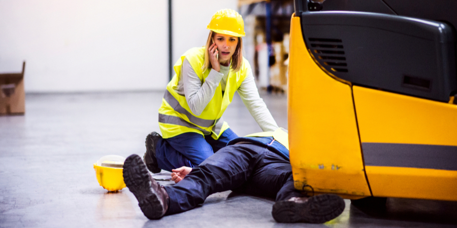 Injuries from Work-Related Falls