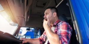 sleep apnea truck driver