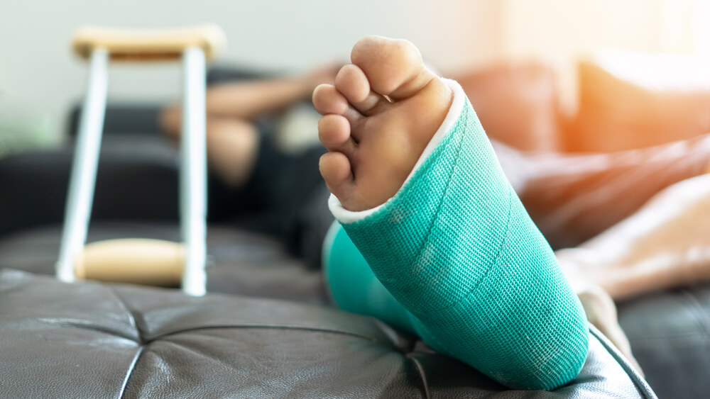 Information About Accidental Broken Bones