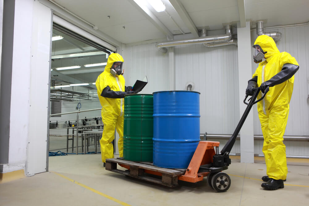 Injuries from Exposure to Toxic Chemicals on the Job