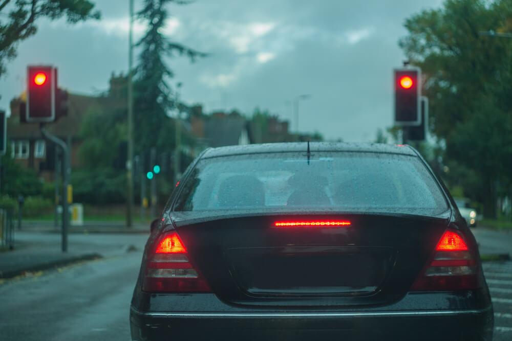 Stop on Red Lights Awareness Week